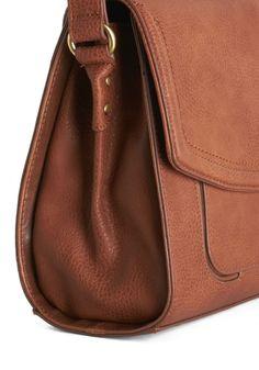 Modcloth Classy Commute Bag #brown #modcloth