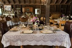 Antique Farm Wedding - Rustic Wedding Chic