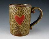 Beautiful Hand made mug