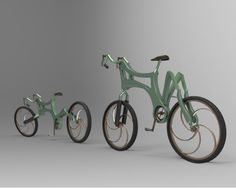 Velo Design, Tricycle, Industrial Design, Concept, Architecture, Veils, Bicycle Kick, Arquitetura, Industrial By Design