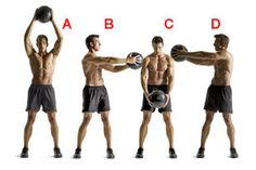 The Ultimate Medicine Ball Workout | Men's Health