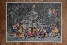vintage advent calendar | eBay
