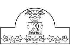 100TH DAY PRINTABLES {FREEBIE} - TeachersPayTeachers.com