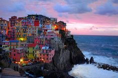 Colorful Cities - Cinque Terre, Italy