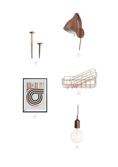 April and May| Copper selection by Accessorize your Home