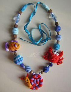 crafty jewelry: crochet bead | make handmade, crochet, craft