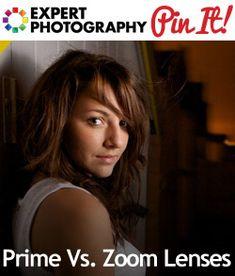 Prime Vs. Zoom Lenses