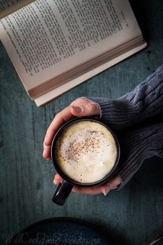 Get cozy with a good book and a warm mug this Fall.