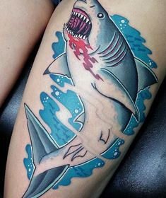 34 best great white tattoo designs images on pinterest design rh pinterest com great white shark tattoos pictures great white shark tattoo designs