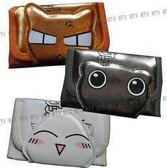 Wish | FRUITS BASKET Wallet Purse Bag Kyo Yuki Tohru (Manga Anime Cosplay)