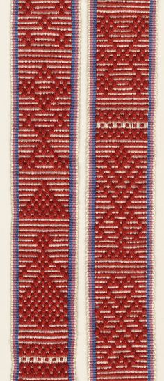 Simple pick-up patterns from Scandinavia. Marijke van Epen