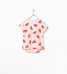 Fruit T-shirt-Special Prices-Girl (3-14 years)-KIDS | ZARA United States