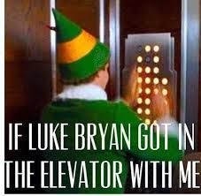 luke bryan elevator