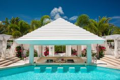 Poolside Perfection