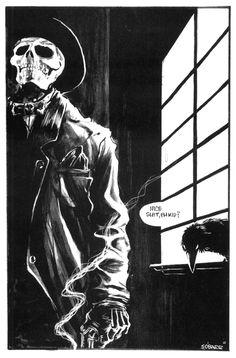0b. James O'Barr's Original comic – The Crow | The Crow Comics