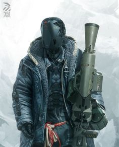 Image result for cyberpunk super soldier