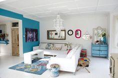 Living Room in London  (Foto: divulgação / JJ Locations)
