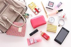 My first What's in my bag video :) LINK (you can also check it on my blog: LINK)