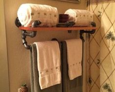 Image result for pipe shelving