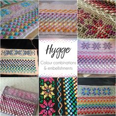 Hygge CAL: my favourite colour combinations