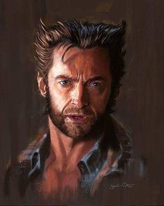 : The Wolverine Wolverine Character, Wolverine Movie, Wolverine Art, Logan Wolverine, Marvel Comic Character, Marvel Characters, Marvel Xmen, Marvel Art, Marvel Heroes