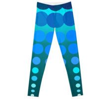 lifecycleprints is an independent artist creating amazing designs for great products such as t-shirts, stickers, posters, and phone cases. Green Leggings, Madness, Blue Green, Custom Design, Polka Dots, Pajama Pants, Sweatpants, Shirts, Shopping