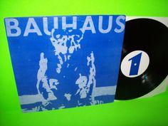 BAUHAUS BELA LUGOSI VERY RARE VINTAGE LIVE VINYL LP GOTH ROCK POST PUNK #GothicDarkwave #Bauhaus