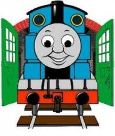 Thomas Tank Engine Train Kids Colouring Pictures to Print-and ...