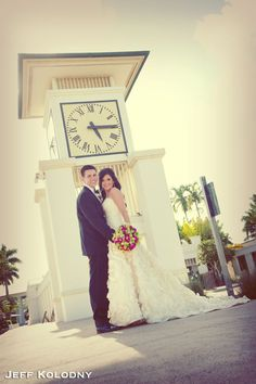 Weston Hills Country Club Clock Tower - From customized menus to an incredible amenities package, Weston Hills will make your vision of the perfect wedding day a reality. Every detail matters and no request is too small or large. It is your day and we want it to be perfect! Contact us today at 954-384-4670, or myoung@westonhillsgolf.com, to get started. #wedding #weddingvenue #weddingplanner