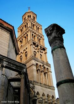 Diocletian Palace. Split, Croatia. https://victortravelblog.com/2012/10/29/common-facts-about-white-house-diocletian-palace/