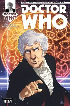 Doctor Who: The Third Doctor #3 #TitanComics @titancomics @comicstitan #DoctorWho #TheThirdDoctor (Cover Artist: Arianna Florean) Release Date: 11/30/2016