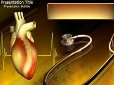 Download Heart Stethoscope PowerPoint Template