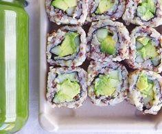 #food #sushi #healthy