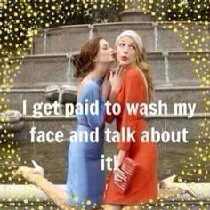 I get paid to wash my face and talk about it! lookgr8.myrandf.biz