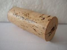 Cork of a bottle of wine from D.