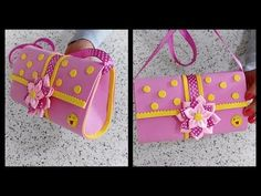 اسهل طريقة لعمل حقيبة يد للأطفال بمناسبة العيد/ عمل فني بورق الفوم / Arts and c rafts - YouTube Foam Sheets, Paper Flowers Diy, My Little Pony, Sunglasses Case, Crafts For Kids, Girly, Youtube, Brave Merida, Feltro