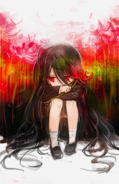 But Izuru was never a child... WHO CARES LOOK AT THE PRETTY ART