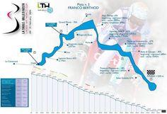 #lathuile #tracciato #pista3 #berthod - #CoppadelMondo di Sci 2016