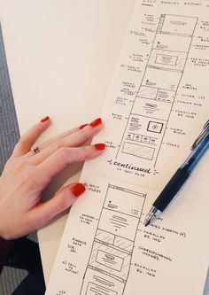 Wireframes can also be less about exact placement on the pixel level (higher fidelity).and be more on the lower fidelity side, just showing general, not-to-scale layout. Ui Design, Layout Design, Lean Design, Wireframe Design, User Experience Design, Customer Experience, Information Design, Web Layout, Web Design Inspiration