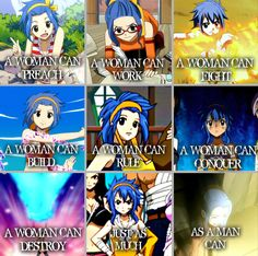 Levy Fairy Tail