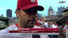 Matheny discusses Reynolds' focus, Lackey... Search Results for Cardinals 07-11-15