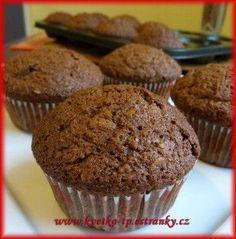 Oreo Cupcakes, Baking Cupcakes, Cake Cookies, Cupcake Cakes, Dairy Free Recipes, Baking Recipes, Cake Recipes, Healthy Recipes, Czech Recipes