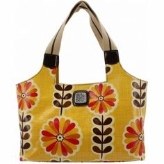 Sunny Pop Sunny Pop Mini Tote is beautiful!  It is like carrying a little sunshine everywhere you go!
