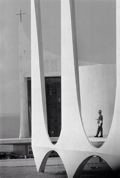Modern 1960sBrasilia (Magnum Photos/Rene Burri)