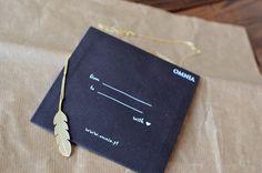 #omnia #omniajewels #feather #omniagirls #ethno #girls #fashion #jewels #packaging #omniaethno · www.omnia.pt