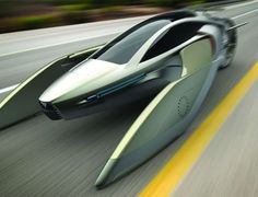 YEE Flying Car Concept Of The Next Generation Transportation System