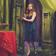 Ginny Weasley - Harry Potter