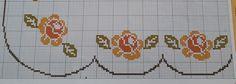 Cross Stitching, Home Decor, Cross Stitch Flowers, Crochet Carpet, Monogram, Cross Stitch Embroidery, Fine Art, Dreams, Roses