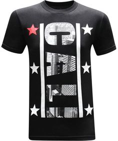 California Republic Cali Skyline Men's T-Shirt