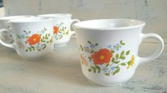 Check out this item in my Etsy shop https://www.etsy.com/listing/272605214/vintage-corningware-corelle-wildflower